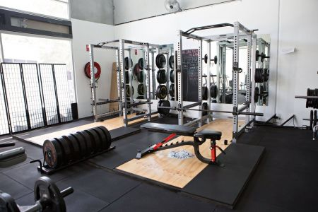 Body Beyond Limits Power racks