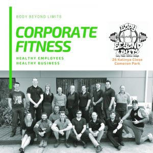 Corporate Fitness Image